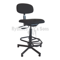 RYTHMES & SONS Adjustable chair with 2 footrests for double bass