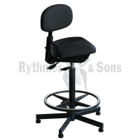 Chaise d'orchestre multi-réglable RYTHMES & SONS, assise triangulaire