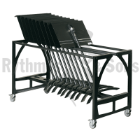 RYTHMES & SONS Transport Trolley for 10 MANHASSET Music Stands
