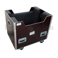 RYTHMES & SONS Transport tray for 10 folding chairs