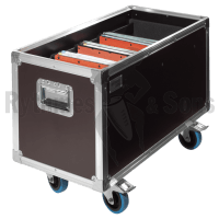 Trunk for 50 suspension files for lighting filters
