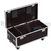 Flight case for 1 profile spotlights D'ARTAGNAN/ATHOS