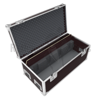 Flight case for 4 moving Heads MAC AURA - MARTIN / MAC AURA XB - MARTIN