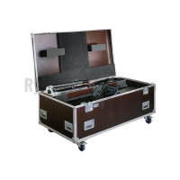 Flight case pour poursuite ARAMIS JULIAT