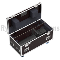 Flight case pour poursuite ROXIE JULIAT