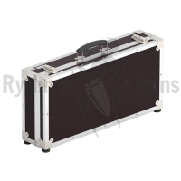 Flight case for FLX S48 - ZERO 88 lighting console