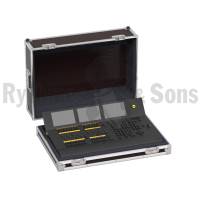 Flight case for DOT2 XL-F/DOT2 XL-B MA LIGHTING lighting console