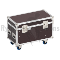 Flight-case ECO pour 1 palan STAGEMAKER SL10 - VERLINDE