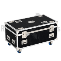 Flight-case PREMIUM pour 2 palans STAGEMAKER SL10 - VERLINDE