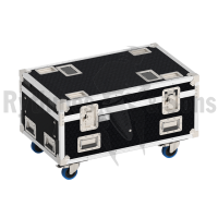 Flight-case PREMIUM pour 2 palans STAGEMAKER SL5 - VERLINDE