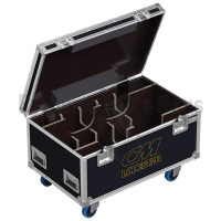 Flight case for 2 chain hoists LODESTAR 500kg model F - CM