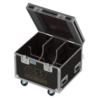 Flight case for 1 chain hoist LODESTAR 1 ton model L - CM