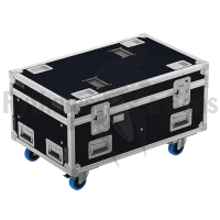 Flight-case PREMIUM pour 2 palans STAGEMAKER SR2 - VERLINDE