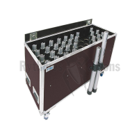 Flight-case RYTHMES & SONS (flight-cases) pour 40 pieds de praticables L80cm