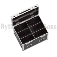 Classic flight case 800x600xH600 for 2x3 spotlights