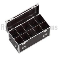 Classic flight case 1200x600xH600 for 5x2 spotlights