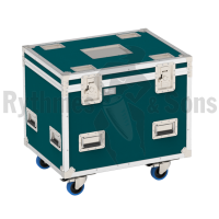 PVC Classic Trunk, hinged lid trunk 800x600x600