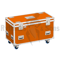 PVC Classic Trunk, hinged lid trunk 1200x600x600
