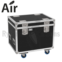 Flight-case - Malle classique composite 800x600x600