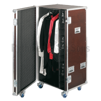 Flight-case penderie pour costumes Orchestre