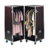 Opera Flight case wardrobe for costumes