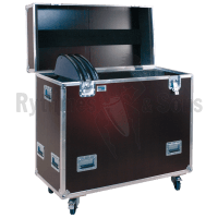 RYTHMES & SONS Flight Case for 20 Folding Chairs
