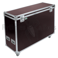 Flight case pour 5 altos en étui