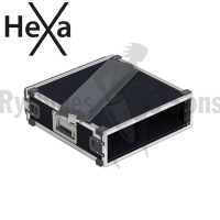 Flight-case - Rack 19' CLICTOP® HEXA 3U prof. 540mm-2