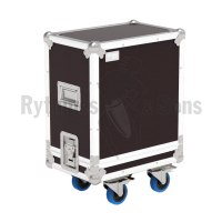 Flight case for cable drum dim. max. 650x480xH700