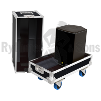 Flight cases 2 loudspeakers 108P L-ACOUSTICS
