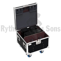 Flight cases 4 loudspeakers HOPS5 CODA