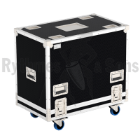 Flight-case 2 enceintes PS15-R2 NEXO-3
