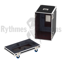 Flight cases 2 PS15-R2 NEXO loudspeakers