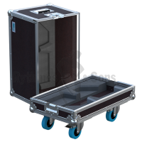 Flight-case 2 enceintes DS8 APG