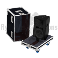 Flight cases 2 loudspeakers PS10-R2 NEXO
