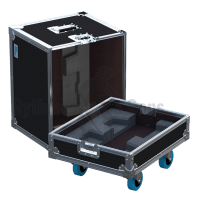 Flight cases 2 loudspeakers T10 D&B