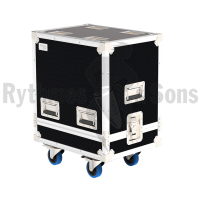 Flight cases 2 loudspeakers Y7P/Y10P / Yi7P/Yi10P D&B