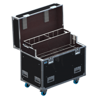 Flight case 2 BUMP KARA L-ACOUSTICS+MBAR+Accessories