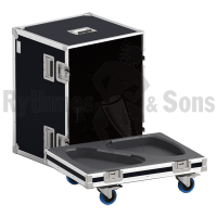 Flight cases 2 loudspeakers MAX2 D&B
