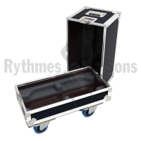 Flight-case 2 enceintes X8 L-ACOUTICS-2