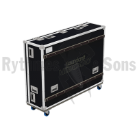 Flight case for SOUNDCRAFT Vi3000 mixing console