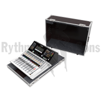 Flight-case pour table de mixage YAMAHA TF1