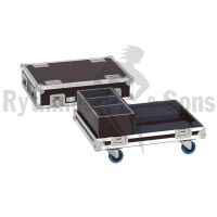 Flight case for projector CHRISTIE D Series without frame