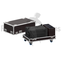 Flight case for projector CHRISTIE MIRAGE/J Series
