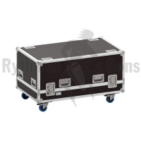 Flight case for projector CHRISTIE CRIMSON SERIES