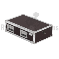 Flight case for 1 dimmer MICROPACK - ADB