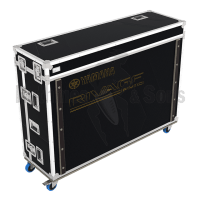 Flight case for YAMAHA PM10 CS-R10 mixing console
