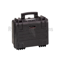 Valise EXPLORER 380x270xH180 int. +mousse