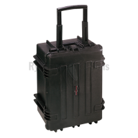 Valise EXPLORER 5833 580x440xH330 int. + mousse + roul.