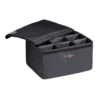 Flight-case - Séparateurs capitonnés EXPLORER DIV-N